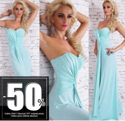 Sexy Maxi Dress Mint